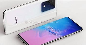 """""""Choáng"""" với bộ nhớ RAM mà Galaxy S20 sẽ mang"""
