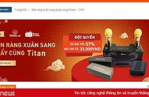 Mỗi thứ sáu hàng tuần có một sản phẩm chính hãng được bán giá ưu đãi trên Online Friday