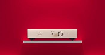 Goldmund Telos 7 NextGen, ampli Thuỵ Sĩ 190W tích hợp USB DAC với mức giá ấn tượng