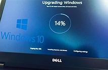 """""""Ép"""" người dùng lên Windows 10, nhưng Microsoft lại gây thất vọng"""