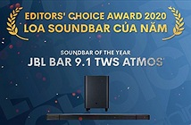 Editors Choice Awards 2020: JBL Bar 9.1 – Loa Soundbar của năm
