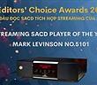Editors' Choice Awards 2020 - Mark Levinson No.5101 – Đầu đọc SACD tích hợp streaming của năm