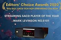 Editors Choice Awards 2020 - Mark Levinson No.5101 – Đầu đọc SACD tích hợp streaming của năm