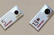 Toshiba giới thiệu cụm camera điện thoại Ara đầu tiên trên thế giới