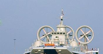 Vì sao Việt Nam quan tâm tàu đổ bộ đệm khí Murena?