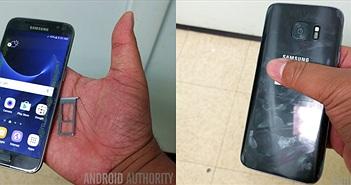 Samsung Galaxy S7 bị lộ cả hình ảnh, giao diện cơ bản và video