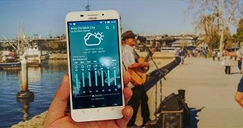 Trên tay Asus Zenfone Max: điện thoại kiêm pin di động giá 4.5 triệu đồng
