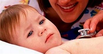 Cách phòng tránh viêm phế quản ở trẻ em