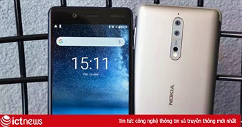 Smartphone Nokia bán chạy hơn cả Pixel, HTC, Sony, OnePlus