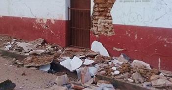 Động đất 7,2 độ rung chuyển thủ đô Mexico