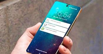 Galaxy A50 xuất hiện ảnh kết xuất với 3 camera, tai thỏ siêu siêu nhỏ