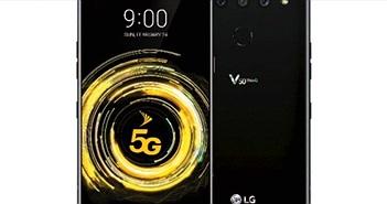 LG V50 ThinQ hỗ trợ mạng 5G cho nhà mạng Sprint lộ diện
