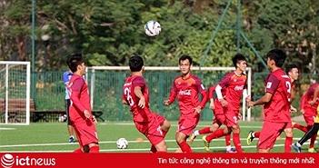 15h30 chiều nay, xem trực tiếp U22 Việt Nam - U22 Philippines trên VTV5, VTV6, VTV Sports và Onme
