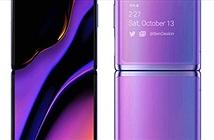Galaxy Z Flip vừa ra, ý tưởng Galaxy Z Flip 2 đã xuất hiện