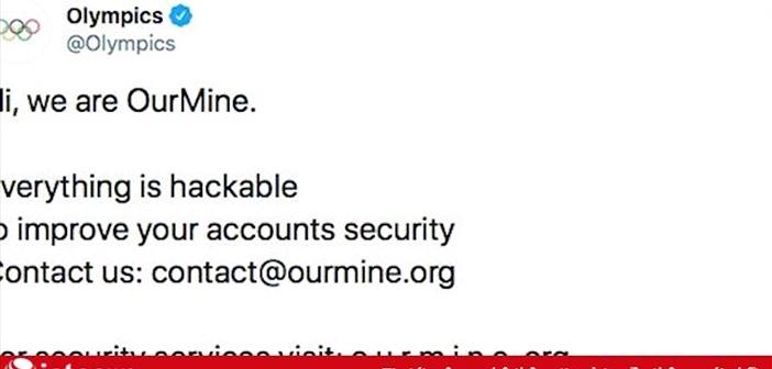 """""""Mọi thứ đều có thể hack"""": Nhóm tin tặc tuyên bố sau khi chiếm tài khoản Twitter Olympics, FC Barcelona"""