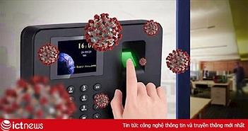 """Startup Việt tặng miễn phí giải pháp chấm bằng công di động, hóa giải bài toán máy bấm vân tay bị """"đóng băng"""" vì đại dịch Corona"""