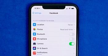 Dùng iPhone mà không làm điều này, có ngày rước họa