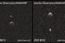 Phát hiện mặt trăng của tiểu hành tinh gần Trái đất