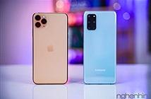 Galaxy S20+ vs iPhone 11 Pro Max: long tranh hổ đấu