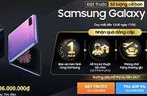 Samsung Galaxy Z Flip cho đặt trước trở lại, duy nhất hôm nay (17/2)