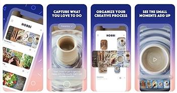 Facebook thử nghiệm ứng dụng Hobbi, hướng tới người dùng dịch vụ Pinterest
