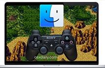 Kết nối bộ điều khiển PS3 không dây đến máy Mac