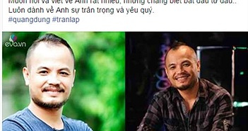 Facebook người dùng Việt tràn ngập status tiếc thương ca sỹ Trần Lập