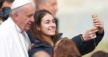 Giáo hoàng Francis lập tài khoản… Instagram
