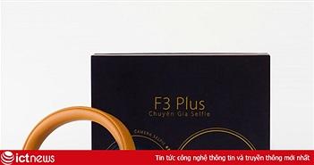 Đặt hàng trước Oppo F3 Plus được bộ quà trị giá 2.150.000 đồng