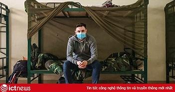 Nhật ký của chàng trai Anh trong khu cách ly tại Việt Nam