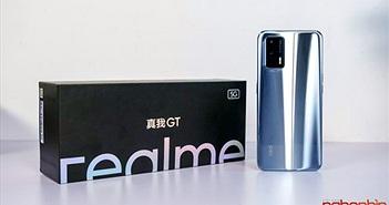 AnTuTu xoá điểm hiệu năng của Realme GT vì gian lận