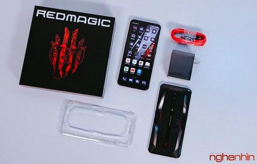 Trên tay Nubia Red Magic 6/ Red Magic 6 Pro: đối thủ nặng ký của ROG Phone 5
