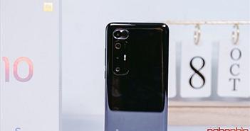 Trên tay Xiaomi Mi 10S: Con lai giữa Redmi K40 và Mi 10 Ultra