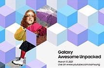 Xem trực tiếp sự kiện ra mắt Galaxy A series 2021: chào đón dòng sản phẩm thế hệ mới
