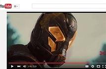 Cách kích hoạt trình phát video trong suốt mới trên YouTube