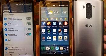 Phiên bản giá rẻ Stylus của LG G4 lộ ảnh thật