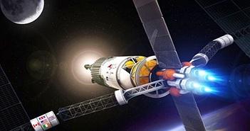 Hy vọng bay lên sao Hỏa trong 39 ngày