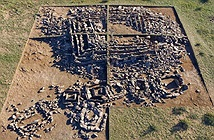 Phát hiện lăng mộ giống kim tự tháp lâu đời nhất trên thế giới