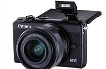 Canon ra mắt máy ảnh mirrorless M100, giá 13,25 triệu đồng
