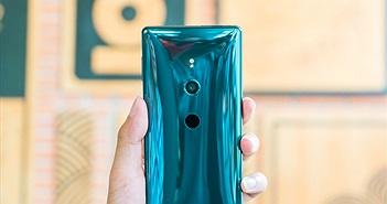 Smartphone cao cấp Sony Xperia XZ2 giá 19,99 triệu đồng