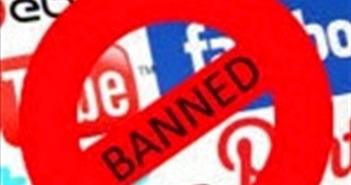 Iran cấm sử dụng Facebook, Twitter trong trường học