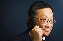 CEO John Chen: Những nhà sản xuất điện thoại nên làm các sản phẩm như Blackberry