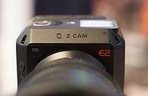 Z-Cam giới thiệu máy quay E2 với khả năng quay 4K 120fps 10bit tại NAB 2018