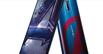 """HOT: Oppo F11 Pro Marvel sắp """"lên kệ"""", fan Siêu anh hùng đứng ngồi không yên"""