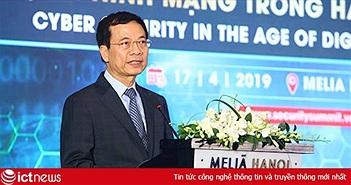 Việt Nam sẽ không bỏ lỡ cơ hội trở thành quốc gia lớn mạnh về an ninh mạng