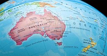 """Lục địa châu Úc """"bơi"""" quá nhanh, khiến hệ thống GPS sai lệch hết cả"""