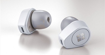 Bắt chước Apple, Microsoft cũng làm tai nghe không dây như AirPods