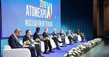 ATOMEXPO 2019: Khoa học hạt nhân với phát triển bền vững