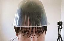 Dịch vụ cắt tóc qua FaceTime mùa COVID-19