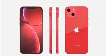 """Apple iPhone 13 tinh tế với biến thể """"Red"""""""